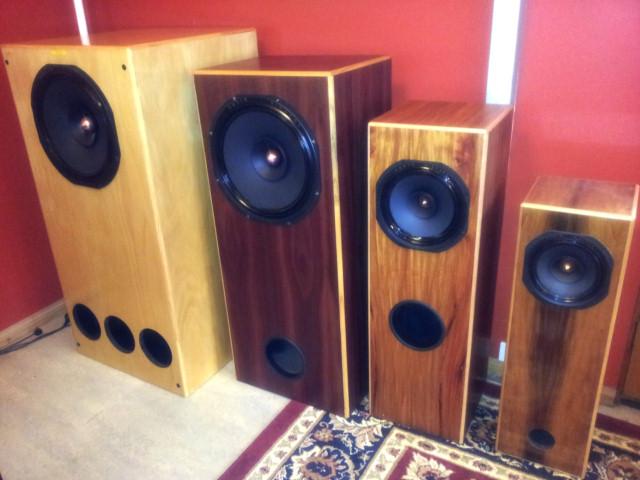 Audio Nirvana DIY Speaker kits and DIY Audio. Customer Projects ...