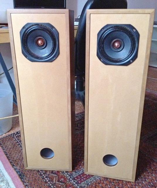 Summary -> Audio Nirvana Full Range Diy Speaker Kits And Amplifiers